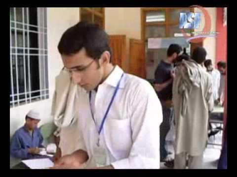Ayubian Students Forum [ASF] Medical Camp 2008 (Ayub Medical College)
