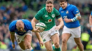 Reviewing Ireland v Italy - November Internationals
