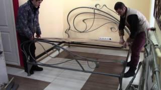 видео Какие плюсы и минусы кованной мебели
