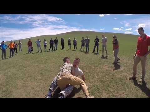 ARMY ROTC - MONGOLIA CULP 2017
