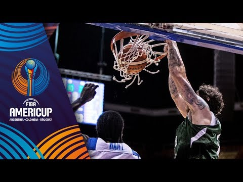 Top 10 Plays - FIBA AmeriCup 2017