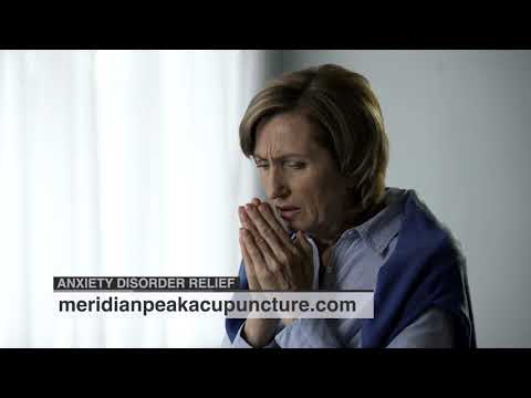 Generalized Anxiety Disorder Acupuncture Therapy