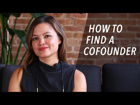How to Find a Cofounder - Kat Manalac