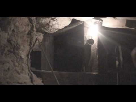 A Tour In The Virginia City Chollar Mine Part 2