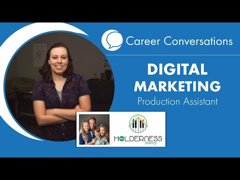 Marketing For The Holderness Family   Career Conversations