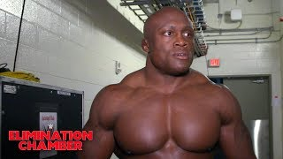 Bobby Lashley is livid after losing his title: WWE Exclusive, Feb. 17, 2019