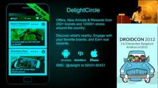 Location Based Shopping Application - DelightCircle