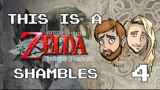 Zelda Twilight Princess - Ep 4: Here Comes Jangleshoes