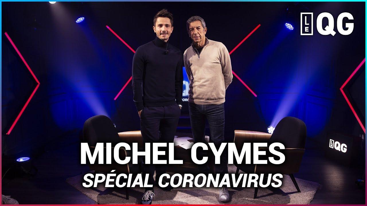 MICHEL CYMES (SPÉCIAL CORONAVIRUS)