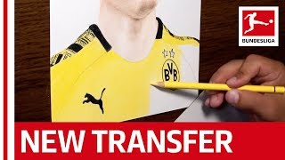 Borussia Dortmund Sign Germany's Number 10