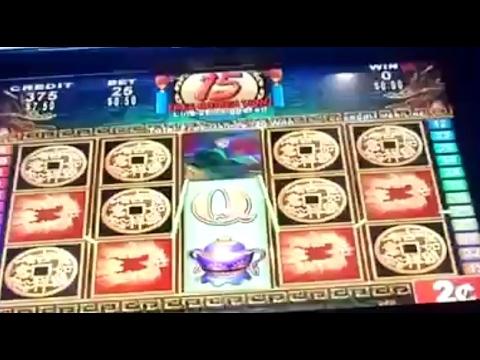 china mystery slot machine
