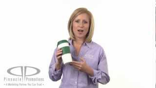 16 oz. Color Banded Classic Coffee Cup Video
