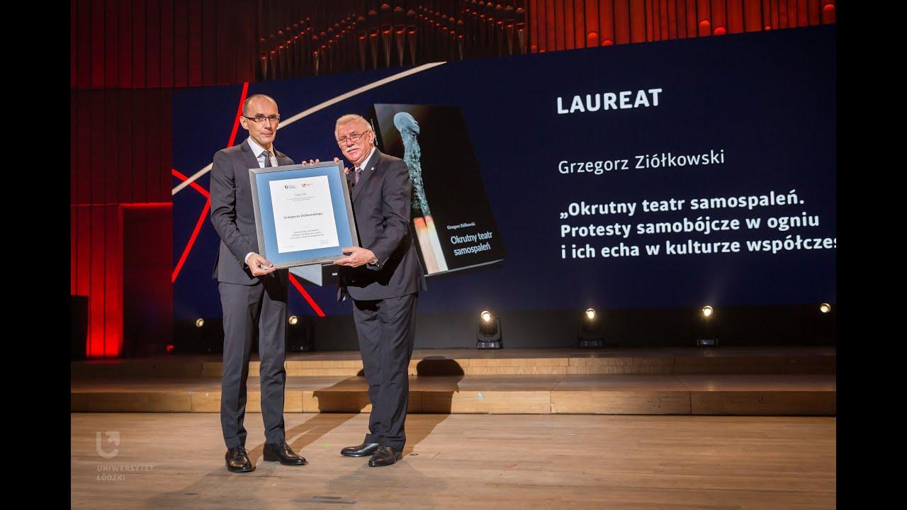 V Gala wręczenia Nagrody im. Prof. Tadeusza Kotarbińskiego - 2019 - YouTube