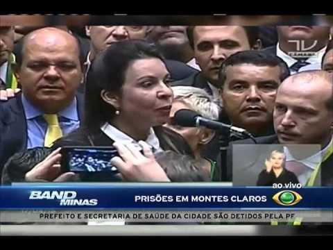 Jornal Band Minas 18/04/2016 - PRIMEIRO BLOCO