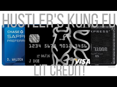 Why You Need A Credit Card with a $100,000 LIMIT - The Rules of Credit