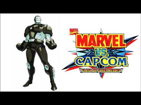 Marvel vs. Capcom - War Machine Theme (Remix)