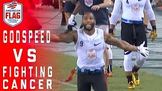 Flag Football Championship Highlights: Pro's vs. Amateurs for $1 Million Dollars | NFL