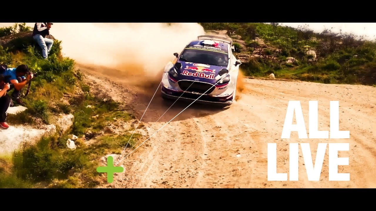 WRC+ ALL STAGES - ALL LIVE! FIA World Rally Championship 2018