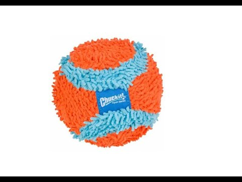 Review Chuckit Indoor Ball Dog Toy
