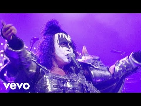Kiss - Calling Dr. Love (Live On Letterman/2012)