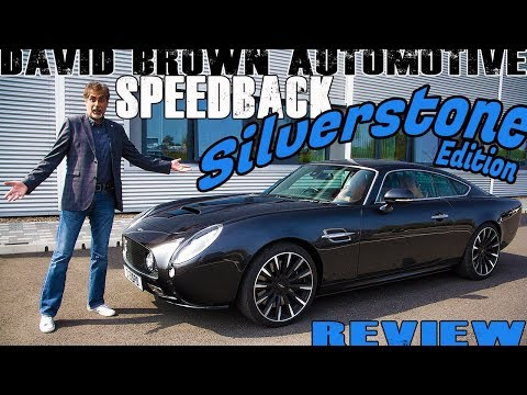 £620,000-david-brown-automotive-speedback-silverstone-edition-review