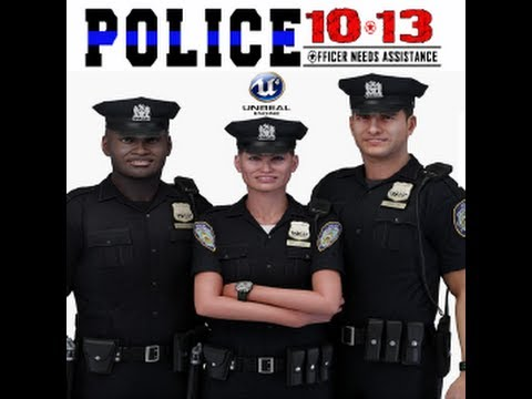 police 1013 officer needs assistants overview youtube. Black Bedroom Furniture Sets. Home Design Ideas