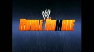Royal Rumble 2003 Theme Song