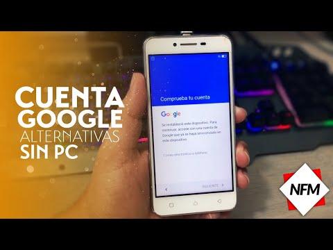 ELIMINAR O SALTAR CUENTA GOOGLE SIN PC 1 SOLO PASO FÁCIL ANDROID 8.0 2019 | Samsung | Huawei | Y Mas