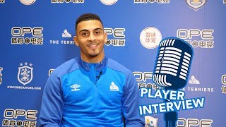 🎙 PLAYER INTERVIEW | Karlan Grant on joining Huddersfield Town