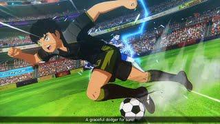 Captain Tsubasa Rise Of New Champions New Players Vs Italy 11