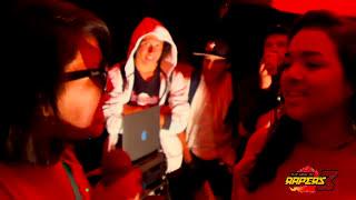 Sharon´s vs Adixa(jenny)the king of raper3