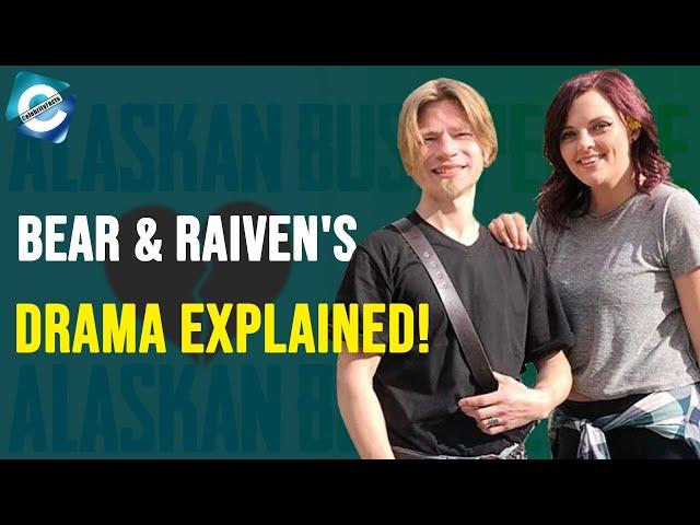 Alaskan Bush People\'s Bear Brown & Ex Raiven Adams\' Drama Explained!