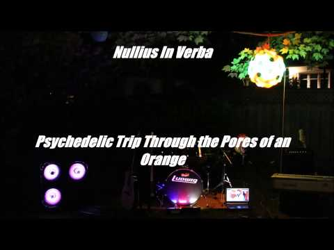 Psychedelic Trip Through the Pores of an Orange LIVE (Audio) - Nullius In Verba