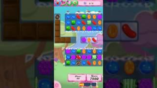 Candy Crush Saga Level 748 - NO BOOSTERS