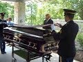 Joe Jackson. Father of Michael/Janet The Jacksons Private funeral