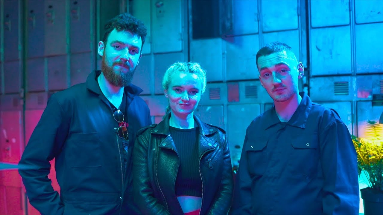 Clean Bandit Solo Feat Demi Lovato Behind The Scenes
