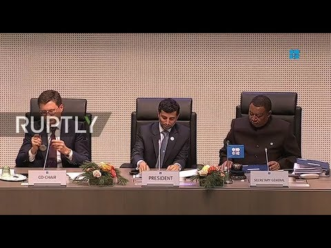 LIVE: 5th OPEC and non-OPEC ministerial meeting in Vienna