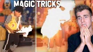 When Magic Tricks Go Wrong
