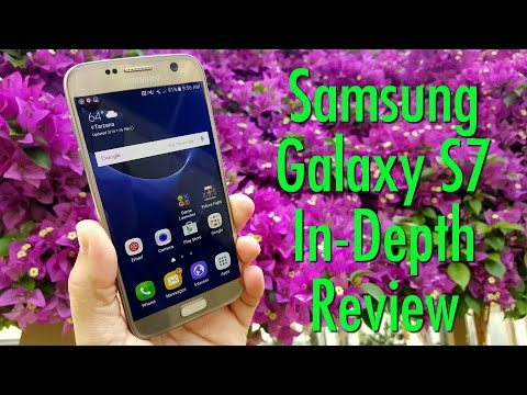Samsung Galaxy S7 Review: Bringing the Style
