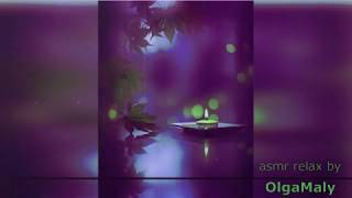 ASMR Relax - звуки дождя для глубокого сна