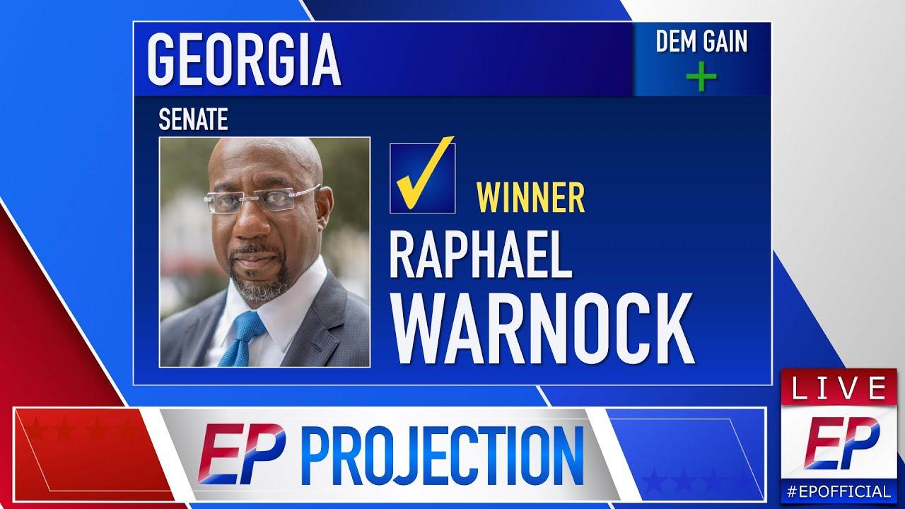 2021 Election Night I Georgia U.S. Senate Runoffs