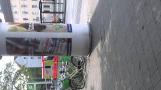 Как в Германии пропускают скорую помощь. ..(Чяс пик в городе shweinshteigerberg., 2013-06-07T13:46:31.000Z)