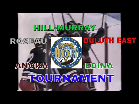 MINNESOTA BOY'S STATE HIGH SCHOOL HOCKEY TOURNAMENT