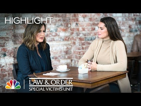 Law & Order: SVU - I Don't Want to Be Your Enemy (Episode Highlight)