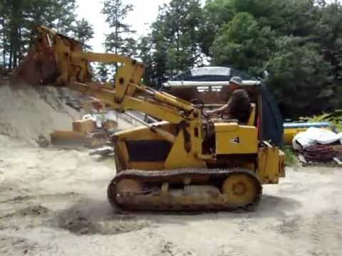 Allis chalmers hd4 youtube Video hd4