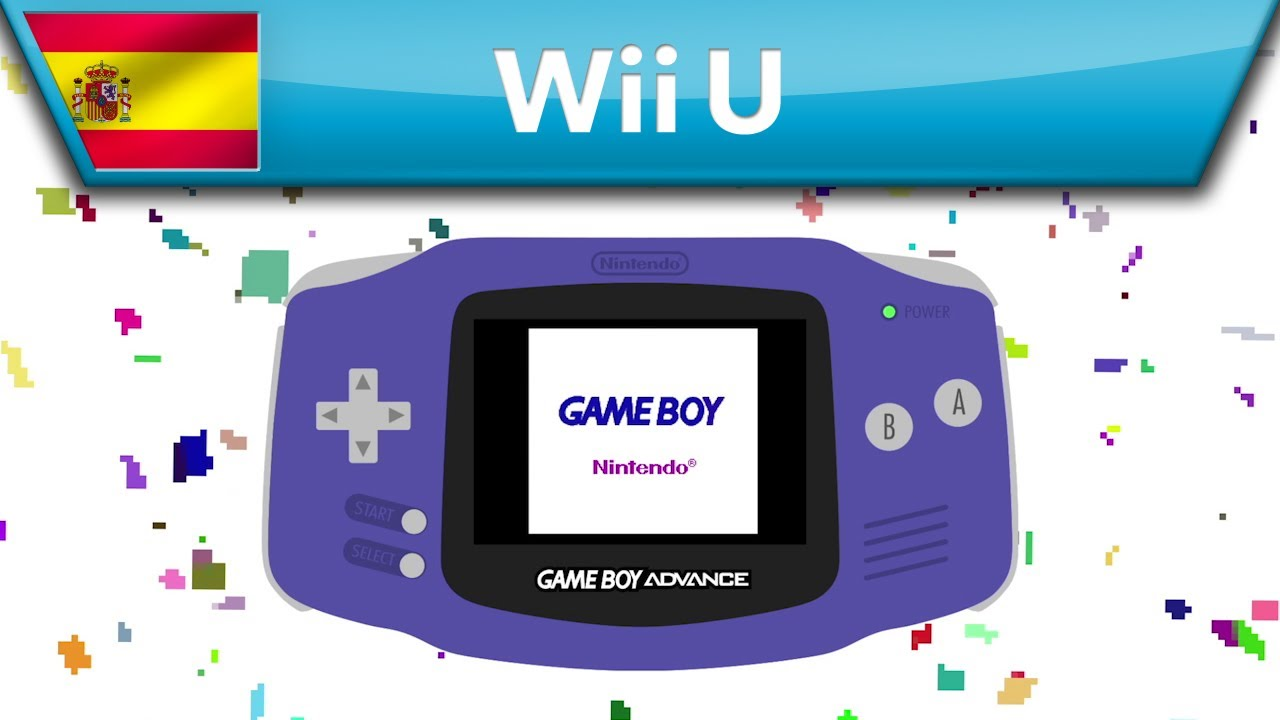 Game Boy Advance en la consola virtual - Abril de 2014 (Wii U)
