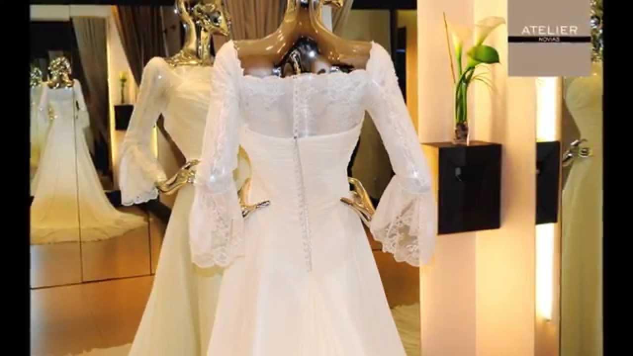 Vestidos novia en getafe