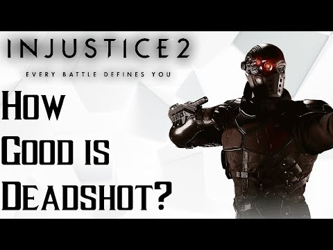 Injustice 2: New Deadshot Strategy Guide (Ft.Insomniac)