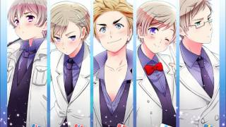 "Hetalia Nordic character song ""Nordic 5"" or ""5 Nordic Always Beside..."