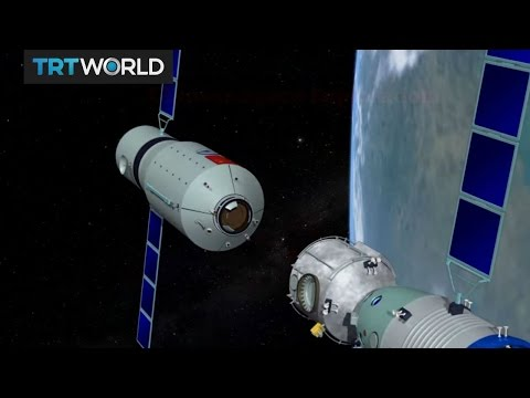 Insight: China in Space